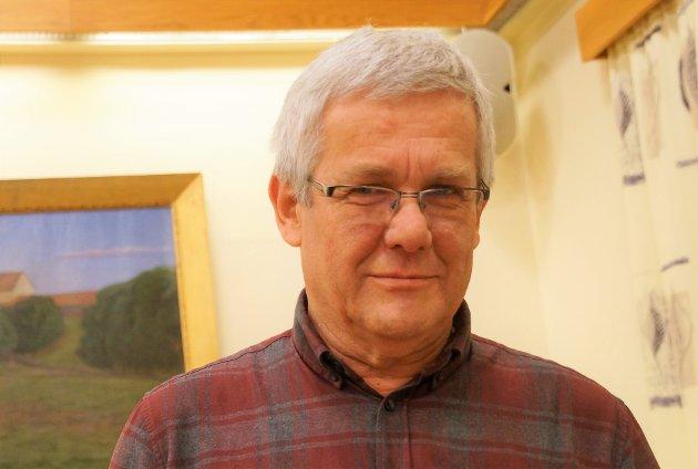 ORDFØRERKANDIDAT: Harald Westby