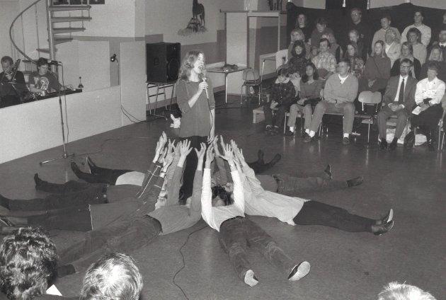Hadeland Teaterlag, musikalen «Hår på Hadeland»
