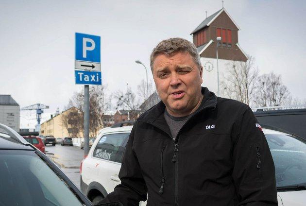DÅRLIGERE TILBUD: Det nye lovforslaget vil gi dårligere tilbud, ifølge Bjørn Eirik Mikkola.