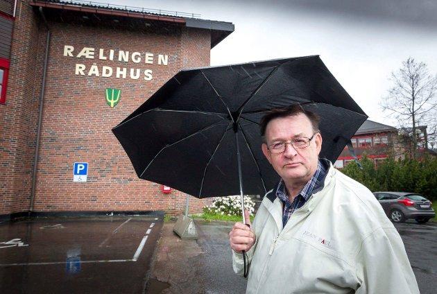 Arne Willy Dahl, leder i Rotneskirkens Venner