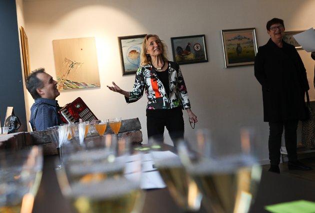 Galleri34, Asen Milchev, Åge Steinset, Gunhild Bjelland
