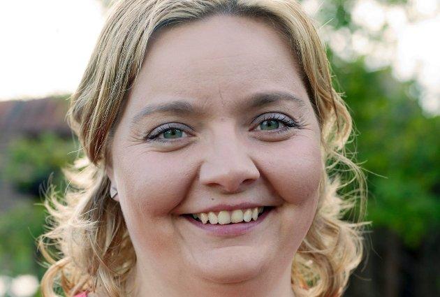 Karin Elin Berg 1.-kandidat for Åpen kirkegruppe i Borg ved kirkevalget 2015