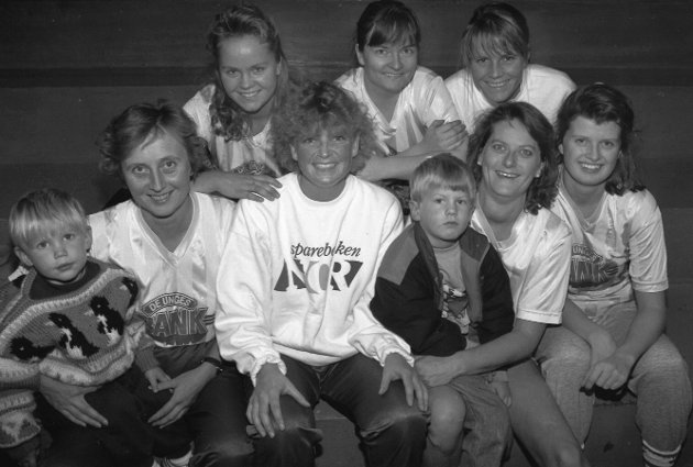 Bedriftshåndball. Sparebanken Nor. 1991.