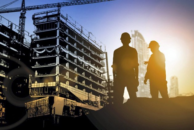 Bygg i dårlige tider: –Nå trengs et ekstra løft for å redde arbeidsplasser, da må regjeringen komme med penger – og det raskt, påpeker Karin Andersen.