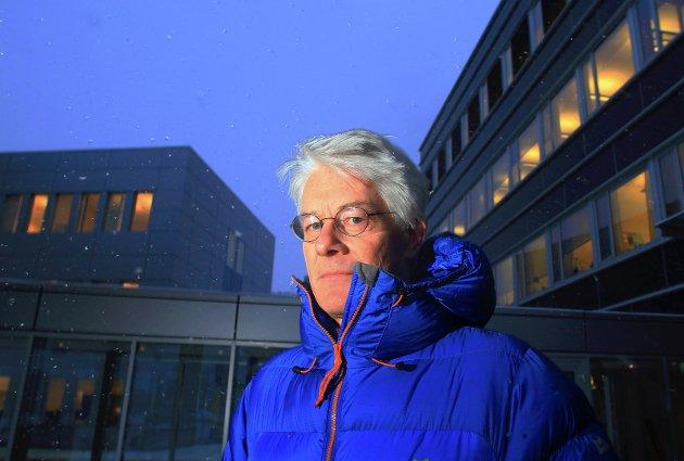 Alf Håkon Hoel, professor, ved Havforskningsinstituttet og UiT Norges arktiske universitet