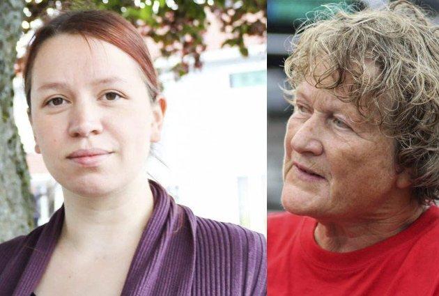 POLITIKERE: Tone Kalheim og Fay Stenvoll har skrevet dette innlegget.