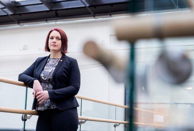 Åshild Bruun-Gundersen, helsepolitisk talskvinne i Fremskrittspartiet. (Foto: Gorm Kallestad, NTB)