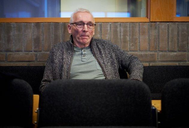 Arne Pedersen, styreleder Norges Kystfiskarlag.