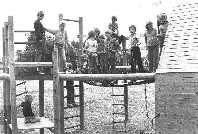 Rygge idrettspark 1980