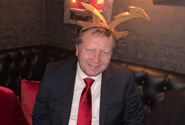 Kjønnøya-julebordet