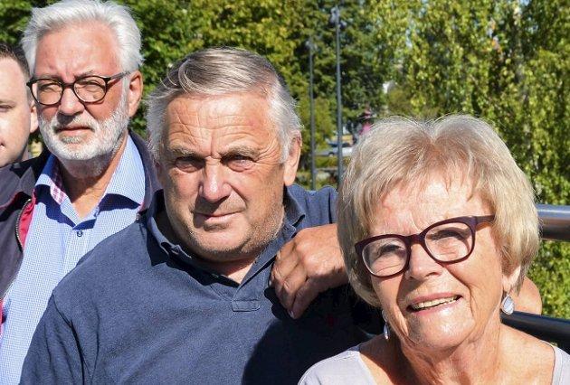 Uenige:  Bjørg Kolltveit, Asbjørn Sletvold, Jan Ove Andersen fra Pensjonistpartiet i Ringsaker