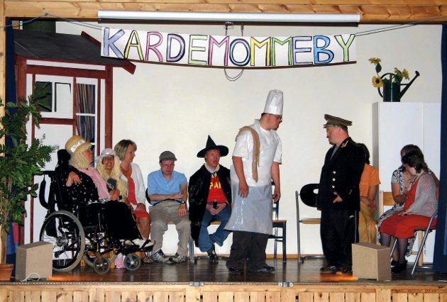 Den eneste politimesteren unge har utsikter til å bli kjent med, er politimester Bastian i Kardemomme by.