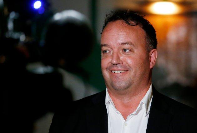 Frode Myrhol kan være inne i sin siste helg som partileder.