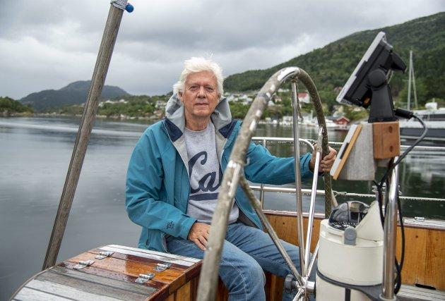 – En hevdvunnen og særnorsk rettighet tilpasset vår tid lyder; Alle menns rett til å være egoistiske drittsekker, skriver Chris Tvedt (bildet) etter helgens opplevelse i båthavnen. ARKIVFOTO: Eirik Hagesæter