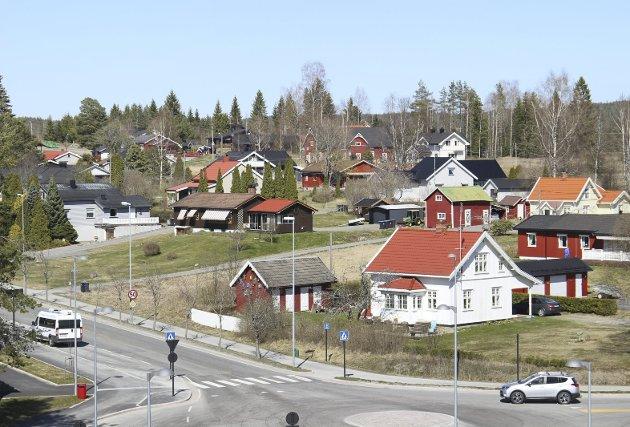 KLAGER: De seks som har skrevet dette innlegget har alle klagd på eiendomsskatten i Eidskog, og de krever ny og uhildet taksering av eiendommene i kommunen.