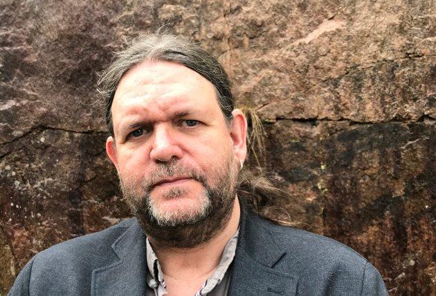 Bård K. Dahl i Asker Rødt