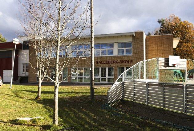 FÅR NY REKTOR: Det vil fortsatt ta noe tid før det er klart hvem som blir ny rektor ved Galleberg skole.