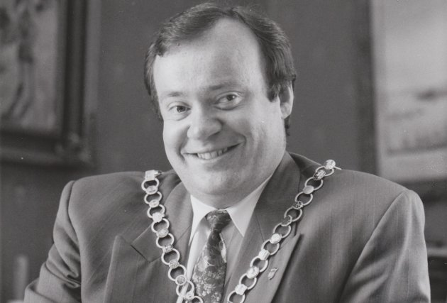 Marvin Wiseth i 1997.