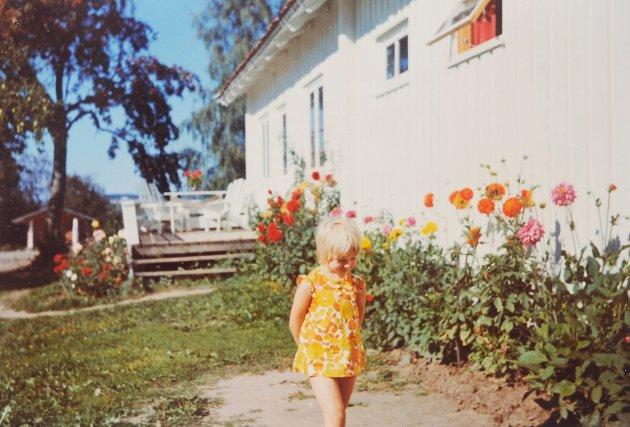 Bilde fra barndomshjemmet Sollys.