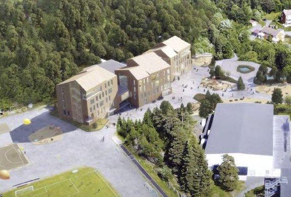 Ny barneskole: Vi er sterkt bekymret for at investeringsnivået ved bygging av en ny skole nå, vil ramme tjenestetilbudet i kommunen vår hardt, skriver FAU ved Vestre Sandøya skole.