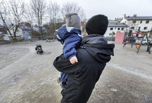 – Vi har hørt lite om gruppen som har tatt vare på barn til foreldre i samfunnskritiske yrker og barn med spesielle behov. Foto: NTB