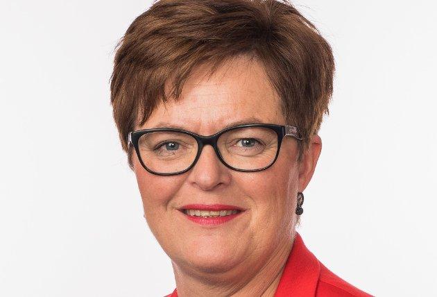MEIR TVANG: Senterpartipolitikar Heidi Greni meiner vi får meir tvang og fleire kommunesamanslåingar om dagens regjering får halde fram ved makta.