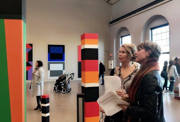Herman Hebler - Posthumt retrospektiv utstilling - Hydrogenfabrikken på Øra