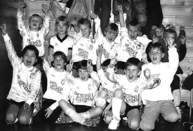 Øreåsen ILs minigutter, 1980-årgang