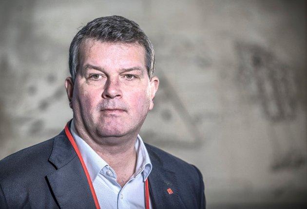 Oslo 20201008.  LO-leder Hans-Christian Gabrielsen fra Slemmestad døde tirsdag.
