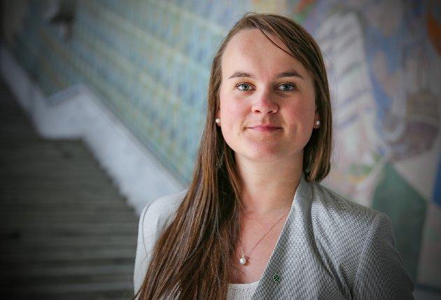 Stortingsrepresentant Marit Knutsdatter Strand