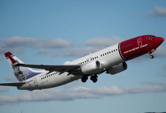 – Er det lov å si at tre norske flyselskap er ett for mye, spør innleggsforfatteren. ARKIVFOTO: MAGNE TURØY