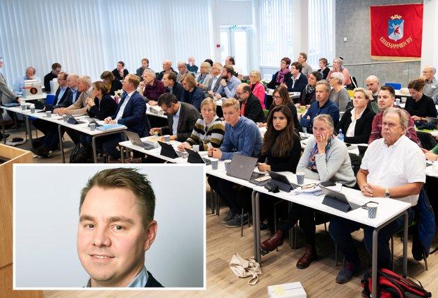 ØKONOMI: Nå må Lillehammer kommune få overført penger slik at kommunen kan gi innbyggerne livskvaliteten de fortjener, skriver Espen Østvold Rølla, leder Partiet Sentrum Lillehammer.