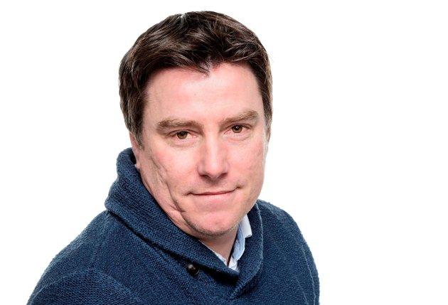 Atle Wester Larsen, sportsleder i HA