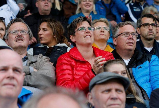 Haugesund 20170618 Disse var på FKH kamp FKH mot Rosenborg