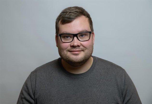 Fylkesvaraordfører Tarjei Jensen Bech, AP