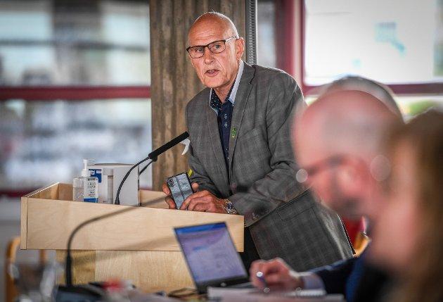 Heldigvis møtte betraktningene til Allan Johansen (Frp) motbør i formannskapet, skriver sjefredaktøren i dagens leder.