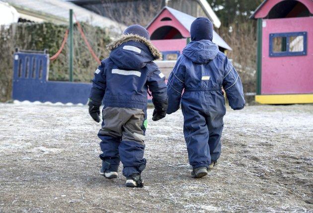 – Vi skal ta godt vare på dere som tar kontakt og sammen finne ut om det kan passe for dere som familie å bli fosterhjem, skriver Camilla Ruud Christensen i denne kronikken. (Foto: Gorm Kallestad, NTB Scanpix)