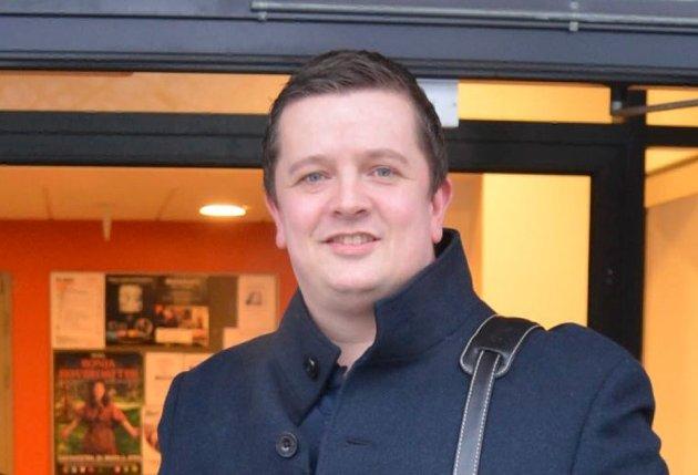 Morten Ree, gruppeleder Høyre i Eidsberg