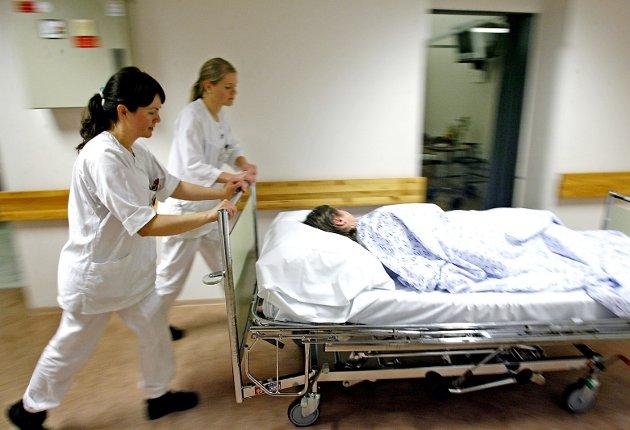 Rask og god behandling er forutsetninger for å skape pasientens helsevesen, skriver Kristin Ørmen Johnsen (H).
