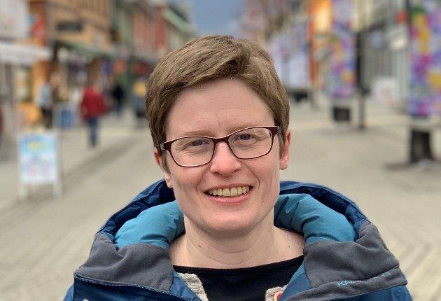 Eva Marie Meling Mathisen