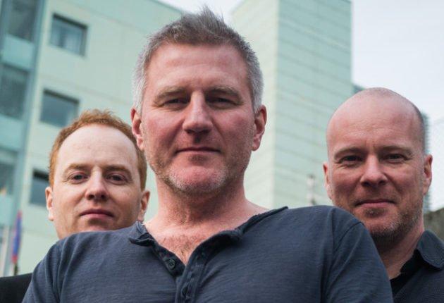 Håkon Mjåset Johansen, Svein Olav Herstad og Magne Thormodsæter - for en trio.