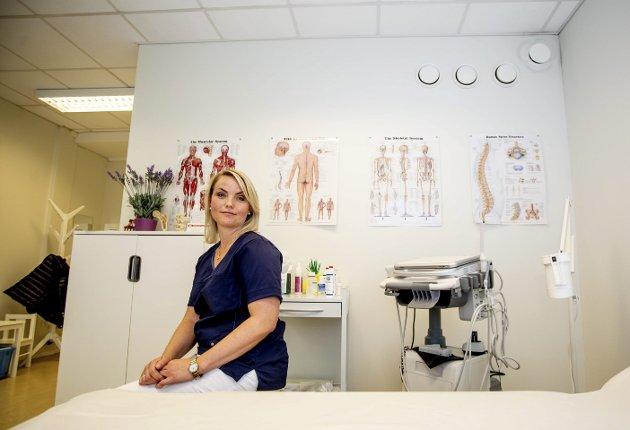 VÆR DEG SELV: Lege Nina Wiggen er opptatt av å finne balansen i livet for å ha god helse. I denne kronikken gir hun gode råd for å takle forventningspresset fra nær sagt alle hold.