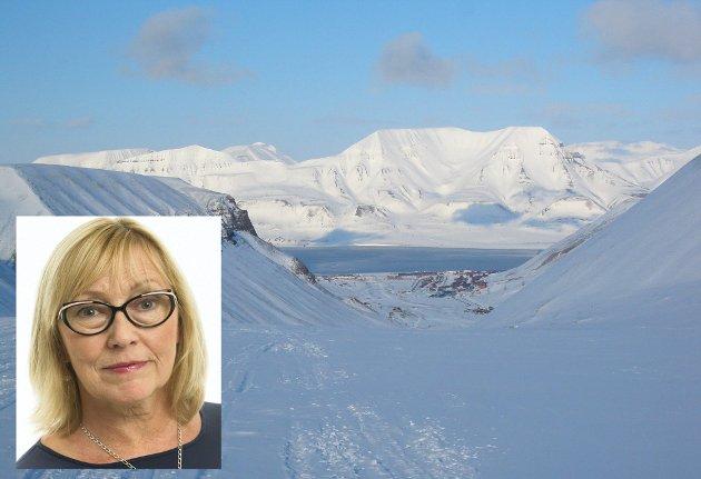 Svalbard er i vinden, men også i stor endring. Klimaendringene er mer dramatiske og skjer med større hastighet i Arktis enn ellers i verden.
