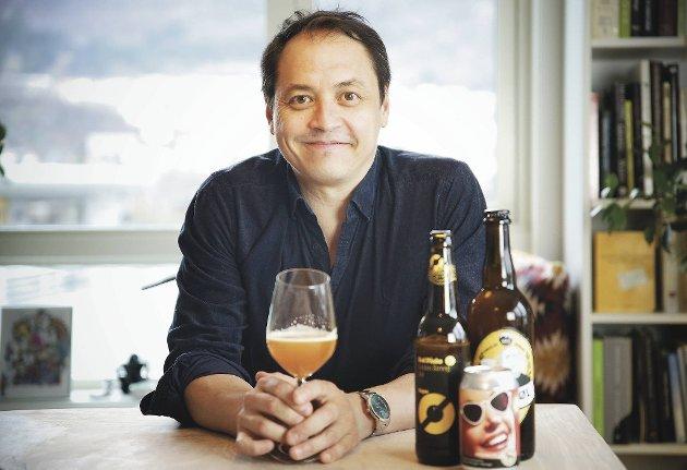 En lys stout som «Gamlegut» i glasset er perfekt til påskelammet. Ove Svendsen har snakket med flere bryggerier og fått tips til hvilke øl som passer til påskekosen.