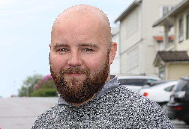 Jon Valur Olafsson, Senterpartiet.
