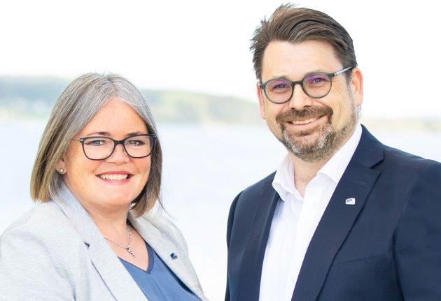 Kari-Anne Jønnes og Vegard Riseng, Høyre