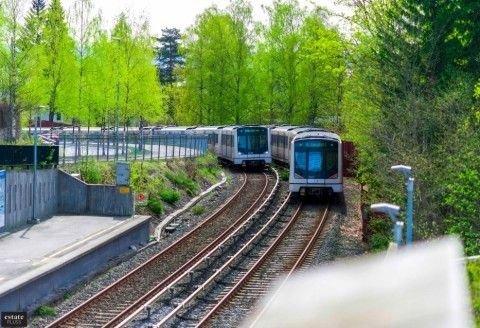 T-banenettet fra Oslo er på vei inn i Romerike. Viken Høyre gir full støtte.