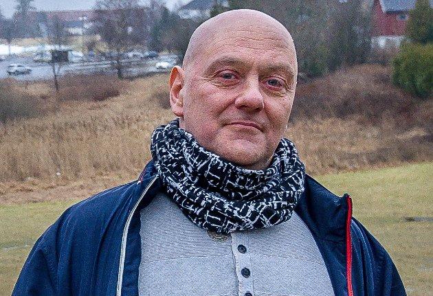 Jan Inge Haltbakk, bystyrerepresentant for Frp. (Foto: Johnny Helgesen)