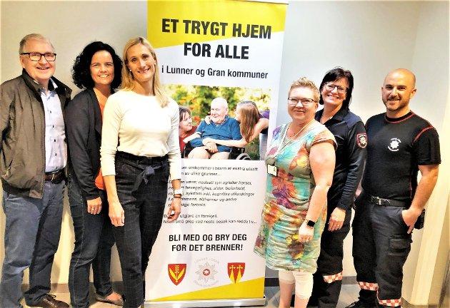 Repr. for gruppa:  Are Løken,  Ingwill Alisøy-Gjerløw,  Anne Slette,  Paivi S. Kettler, Bjørg Lomsdalen Næss og Sturla Bråten.