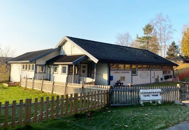 FORSVINNER: Politikere og administrasjonen i Nordre Land vil legge ned barnehagen i Dæhlibygda.
